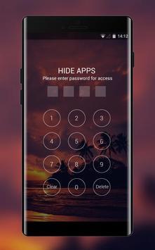 Twilight island Theme Live Wallpaper HD apk screenshot
