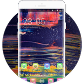 Abstract Neat Theme for Redmi Note3 HD icon