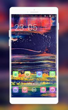 Abstract Neat Theme for Redmi Note3 HD poster