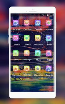 Abstract Neat Theme for Redmi Note3 HD apk screenshot