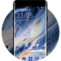 Blue Marble Theme for Sony Xperia Z3