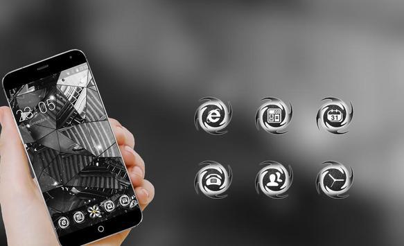 Stylish Glass HD Wallpaper for Vivo V5 apk screenshot