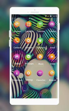 Mysterious Color Stone Theme: Nature Background screenshot 1