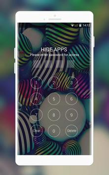 Mysterious Color Stone Theme: Nature Background screenshot 2