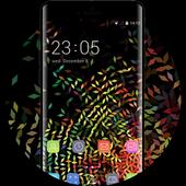 Abstract Color Diamond Theme for Sony Xperia Z3 icon