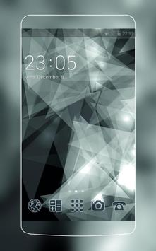 Glitter Wallpaper: Free Abstract Theme for Oppo F3 poster