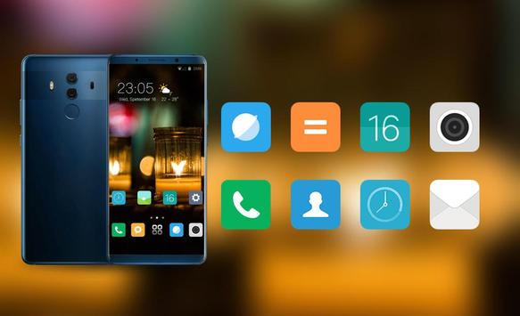 Theme for night soft light bokeh wallpaper screenshot 3