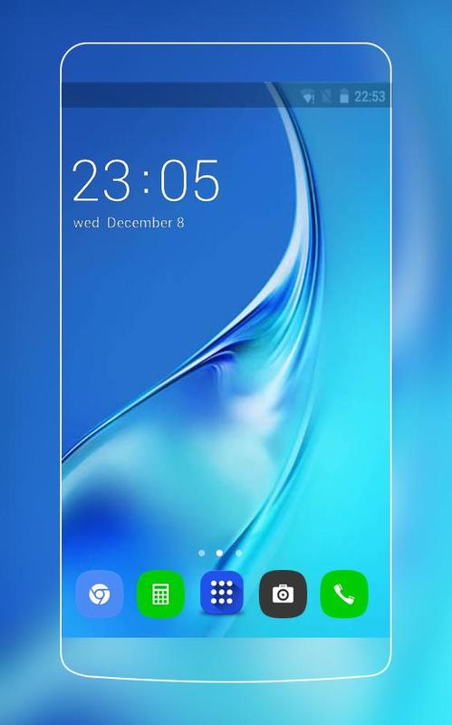 Theme For Samsung Galaxy J7 Prime Wallpaper 2018 Pour Android