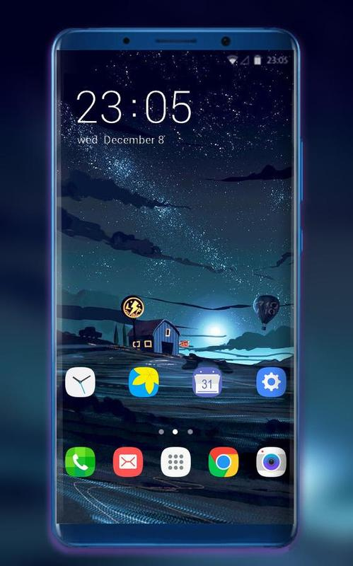 Theme for samsung galaxy s10 wallpaper poster ...
