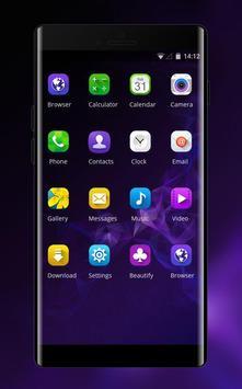 Theme for samsung galaxy s10 screenshot 1