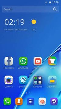 Theme for Samsung Galaxy J5 poster