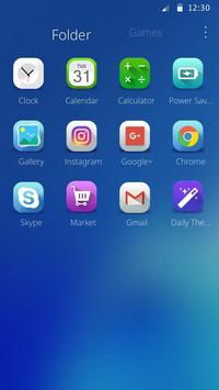 Theme for Samsung Galaxy J5 apk screenshot