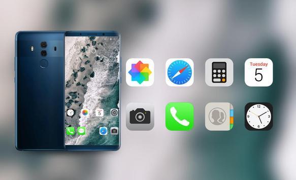 Theme for OPPO realme 2 wave ocean stone wallpaper screenshot 3