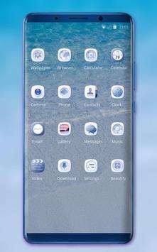 Theme for Oppo R17 Pro beach summer wallpaper screenshot 1