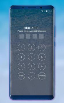 Theme for Oppo R17 Pro beach summer wallpaper screenshot 2