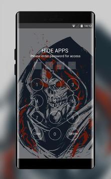Skull bone theme wallpaper lich ethreain dota 2 screenshot 2