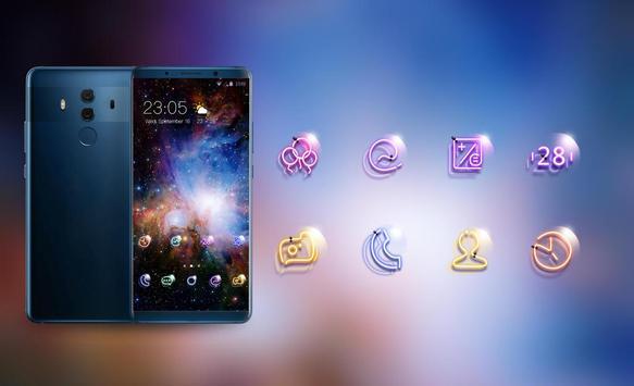 Theme for Samsung Galaxy S7 Space wallpaper screenshot 3