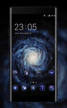 Space galaxy theme ad08 wallpaper ios8 iphone6 poster