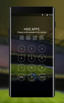 Sport theme am55 champions league soccer stadium apk screenshot