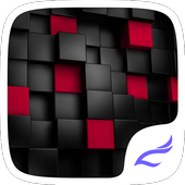 3D Square Theme icon