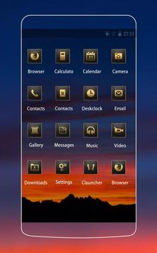 Night Sunset Theme Cool Dark Wallpaper Hd Apk App تنزيل