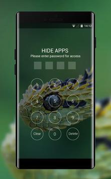 Pet animal theme wallpaper snake scales eyes apk screenshot