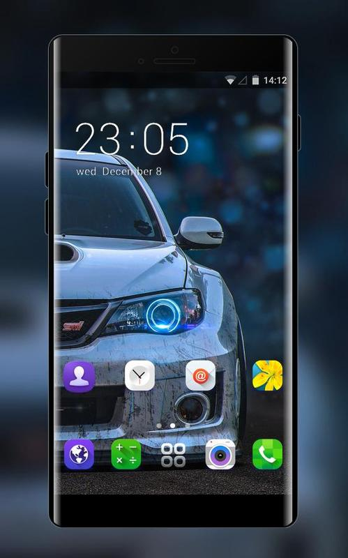 Theme For Samsung Galaxy J7 Cool Car Wallpaper For Android Apk