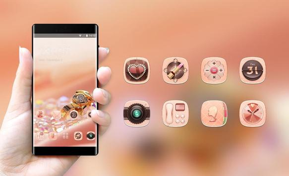 Theme For Pink Diamond Jewelry Wallpaper For Android Apk