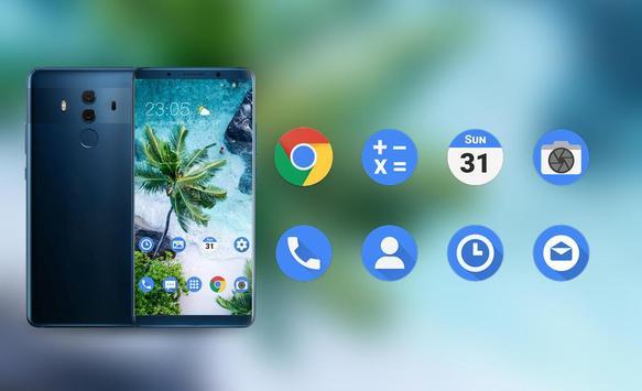 Theme for plant coconut tree beach wallpaper screenshot 3