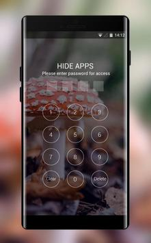 Theme for plant mushroom bright wallpaper screenshot 2
