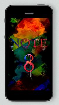 Launcher and Theme for note 8 poster