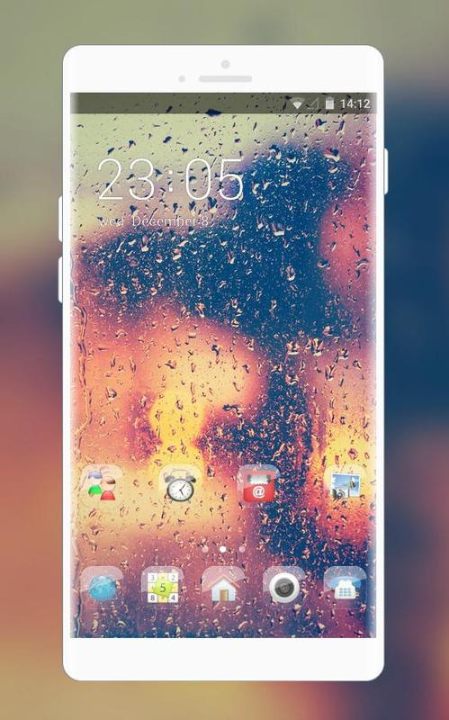 Waterdrop Live Wallpaper For Redmi Note 4 For Android Apk Download
