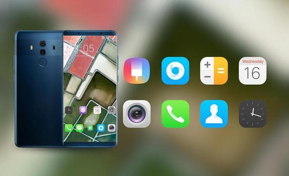 Theme for Pixel 3 area field wallpaper screenshot 3