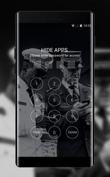 War theme generals during national day paris 2014 screenshot 2