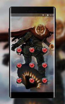 Gun theme war apk screenshot
