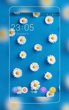 Daisy Flower Wallpaper for Vivo HD poster