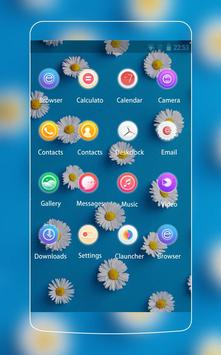 Daisy Flower Wallpaper for Vivo HD screenshot 1