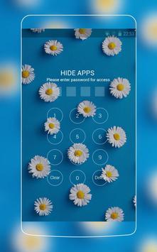 Daisy Flower Wallpaper for Vivo HD screenshot 2