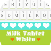 Milk Tablet White icon