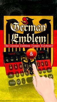 German Emblem poster