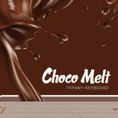 Choco Melt Theme&Emoji Keyboard icon