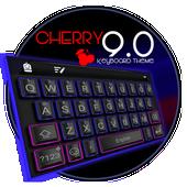 Cherry 9.0 Theme&Emoji Keyboard icon