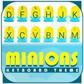 Cute Minions Theme&Emoji Keyboard icon