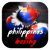 Philippines Boxing Theme&Emoji Keyboard icon