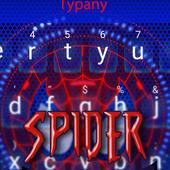 Spider Hero Theme&Emoji Keyboard icon