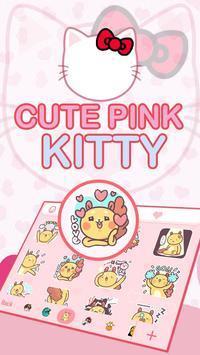 Cute pink Kitty screenshot 1