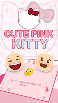 Cute pink Kitty screenshot 2