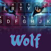 Wolf Cool Theme&Emoji Keyboard icon