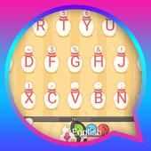 Bowling Go Theme&Emoji Keyboard icon