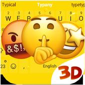 Emoji 3D icon